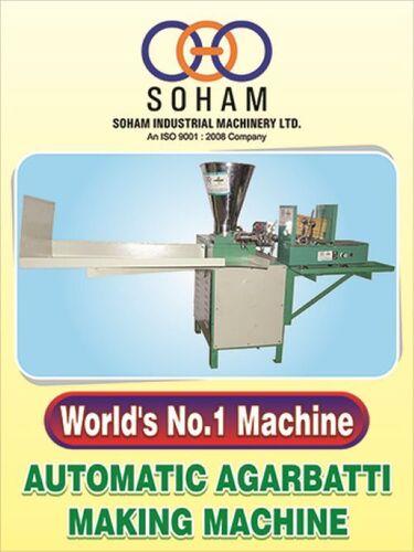 Fully Automatic Agarbatti Making Machinery