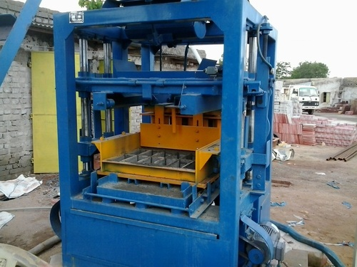 Automatic Bricks Making Machine in   Jagamara