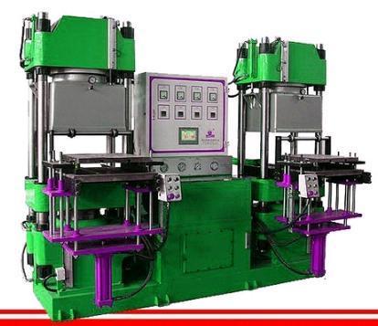 Vacuum Vulcanizing Press Machine