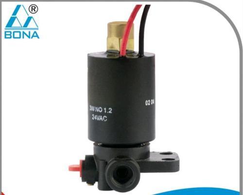 Bona Plastic Solenoid Valve For Irrigation