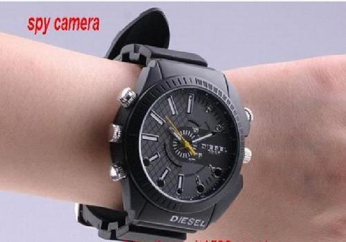 Waterproof Watch Camera (New Hd Jt233)