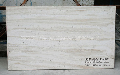 Artificial Travertine