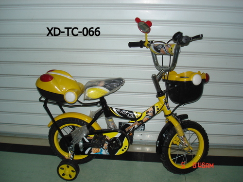Beautiful Toy Bicycle