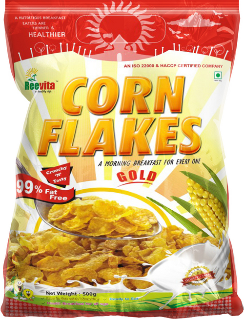 Corn Flakes Gold