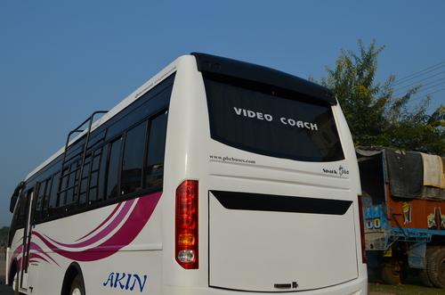 Luxury Designer Bus Body