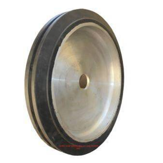 Diamond Wire Saw Drive Pulley