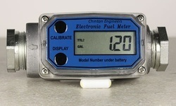 Digital Fuel Flow Meter