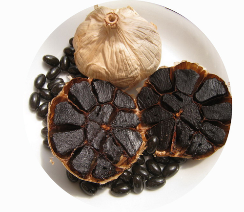 Dietary Supplement Anti-Aging Fermented Black Garlic