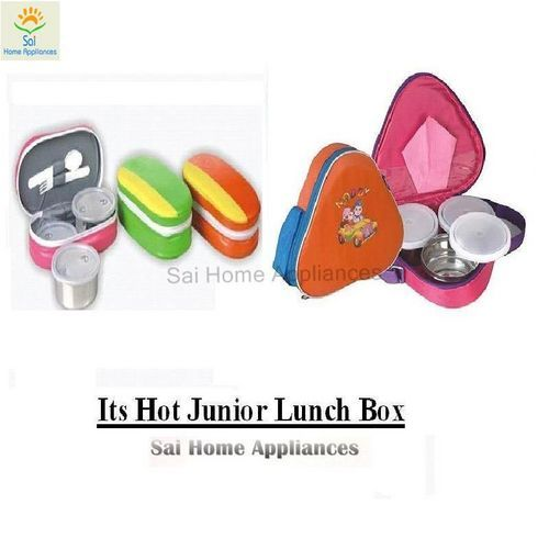 Hot Junior Lunch Box