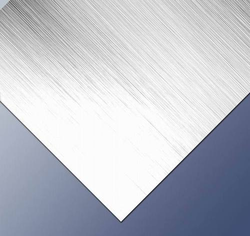 Pre anodized aluminum coil with hairline surface in nanhai for Peindre aluminium anodise