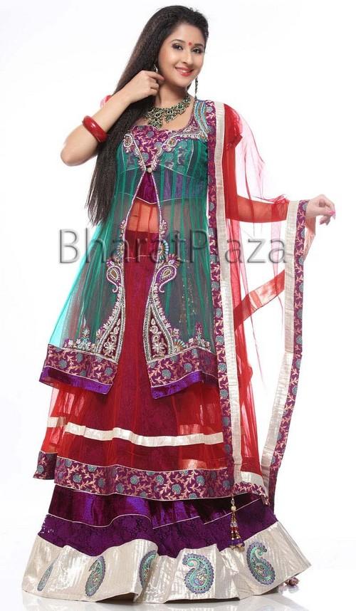 Luxurious Designer Wedding Lehenga