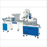 Automatic High Speed Candy Wrapping Machine