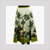Beach Wear Skirt