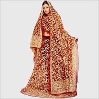 Silk Embroidered Bridal Sarees