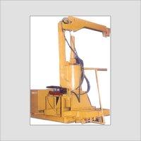 Hydraulic Knuckle Cranes