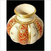 Marble Decorative Pot