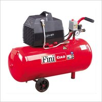 Co-Axial Air Compressor