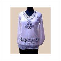 Embroidery Designer Ladies Kurti