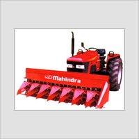 Tractor Mounted Vertical Conveyor Reaper