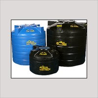 COLOURED WATER TANKS