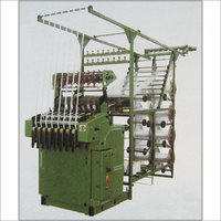 Zipper / Ribbon Tape High Speed Automatic Needle Loom