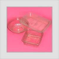 Disposable Plastic Trays
