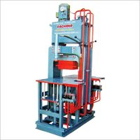 Oil Hydraulic Paver Block Machine