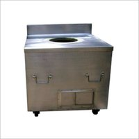 Mild Steel Square Drum Tandoor