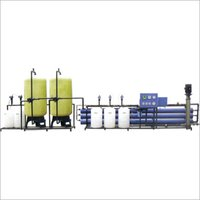 Packed Water Drinking System