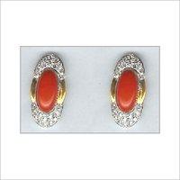 Gemstones Ear Tops