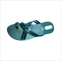 Womens Leather Chappal