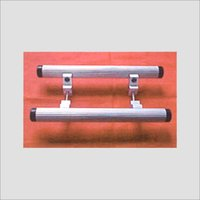FLUTED TUBE HANDLES