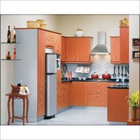 Designer Modular Kitchen In New Area Ludhiana Punjab India Seiko International