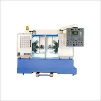 Twin Spindle CNC Chucker