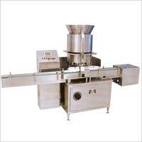 Automatic Twelve Head Aluminium Cap Sealing Machine