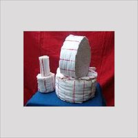 Flannelette Rifle Cleaning Rolls And Patch