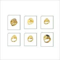 Designer Gold Gents Rings