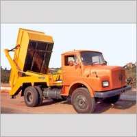 Hydraulic Dumper Truck