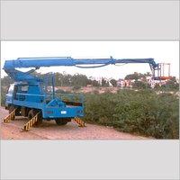 Telescopic Sky Lift Crane