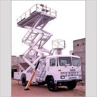 Hydraulic Truck Mounted Scissor Platform Lift