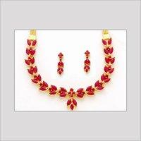 Gemstone Chain Set