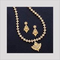 Gemstone Studded Necklaces