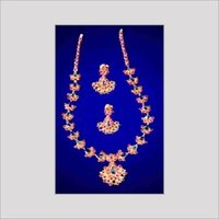 Gold Plated Beaded Necklaces