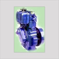 Water Cooled High Speed Single Cylinder Diesel Engine