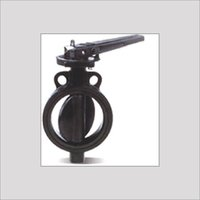 RUBBER LINED ENCAPSULATED BUTTERFLY VALVE