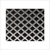 Perforated Sheet - Diamond Holes
