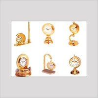 Designer Table Top Brass Watches