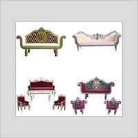 Designer Minakari Sofa Set