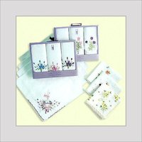 Ladies Handkerchief  Set