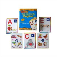 Activity Cards English